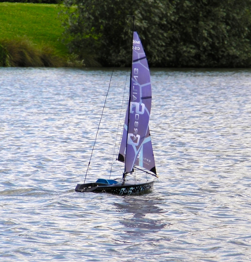 Voilier Micro Magic Carbosailing